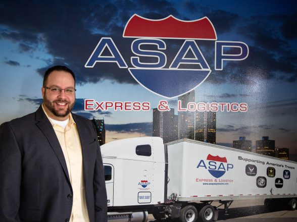 Announcing Erik Sturm as Director of Logistics